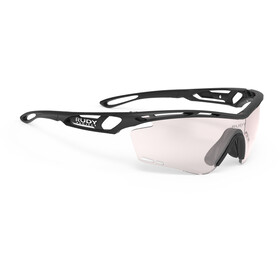 Rudy Project Tralyx Glasses matte black - impactx photochromic 2 laser red